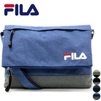 包nanamegakekawaii休閒朝着斜朝着包肩膀挎包人分歧D男女兼用女人的孩子斜輕的布簡單人氣漂亮的包包包Fila