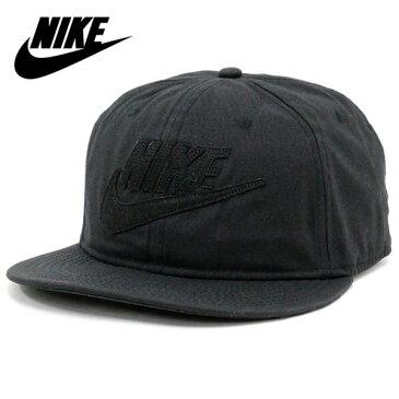 NIKE 帽子 メンズ 冬 綿100% ブラック 878110