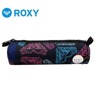 可愛鉛筆案例婦女的鉛筆袋你鉛筆案例筆袋置物箱存儲文具流行手鐲婦女高中花鋼筆鉛筆袋配件模式列印標識黑色 Roxy