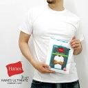 【Hanes】【3枚組】【パックT】Hanes ヘインズ Tシャツ 綿100% メンズ半袖Tシャツ 半袖Tシャツ ヘインズ 肌着 ヘインズtシャツ スポーツウェア クルーネック パックT パックTシャツ HANES SPORTSWEAR 新作 3p