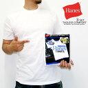 【Hanes】【3枚組】【パックT】Hanes ヘインズ Tシャツ メンズ半袖Tシャツ 半袖Tシャツ ヘインズ 肌着 ヘインズtシャツ スポーツウェア クルーネック パックT パックTシャツ HANES SPORTSWEAR 2016SS【新作】3p