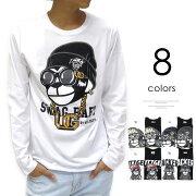Tシャツ ウィッグベイビー プリント カットソー マルカワ ストリート ブランド