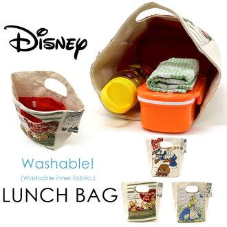 Disney午餐包小反拍包便當午餐包便當包午餐包小包標識大小肌理女子的可愛的禮物迪士尼Disney
