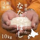 【北海道の米屋しか手に入らない】曽根さんが育てた「ななつぼし」 10kg(5kg×2袋) 29年産 北海道もせうし産  【送料無料】※沖縄・離島は除く