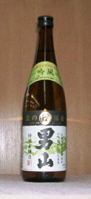 北海道産酒造好適米(吟風)使用男山 特別本醸造 北の稲穂 720ml