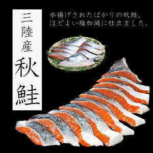 冷凍新巻鮭 約2.5kgの新巻鮭半身分を切り身でお届け!!10切〜13切 Salmon【グルメ_DL】