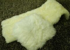 ムートン(天然羊毛)シリーズ本物のムートンだからオールシーズンつかえる!ほっとするあたた...