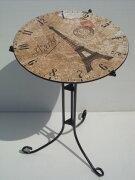 クラシカル サイドテーブル