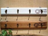 自然素材のオシャレな壁掛けハンガー【アンティークウォールフック】 ※定形外可400円