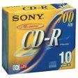 【SONY】CD−R <700MB> 10CDQ80DNS 10枚[324492]