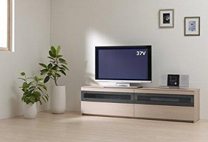 パモウナ TVボード 完成品 AR-200  開梱設置無料:創業70年家具の丸美屋