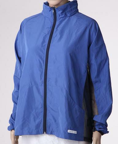 インセクトシールド 虫よけグッズ ファンタスティック虫よけUVジャケット Lサイズ ブルー 送料無料