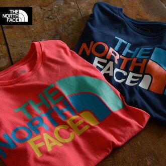 THE NORTH FACE短袖豐富多彩的標識T恤■NTW31553■2001770
