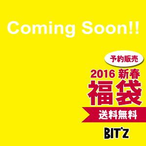 【2015年11月1日10:00予約販売スタート】【予約販売】【送料無料】【福袋】Bit'zの福袋が今年も...