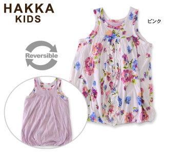 HAKKA KIDS Blossom印刷無袖連衣裙■02952671-MG[100-120cm]■4015912