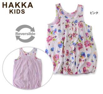 HAKKA KIDS Blossom印刷無袖連衣裙■02952771-MG[130.140cm]■4009652