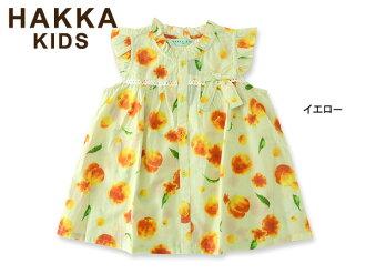 HAKKA KIDS Blossom印刷無袖連衣裙■02152571-MG[130.140cm]■4015993