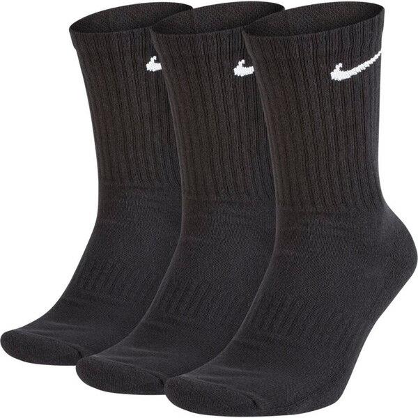 靴下・レッグウェア, 靴下  SX7664-010-MG 3P 3 3PSET NIKE 7009671