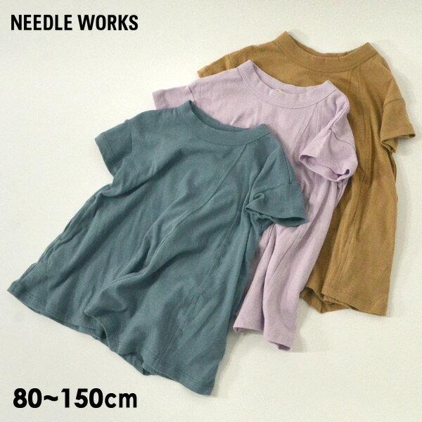 キッズファッション, ワンピース 30OFF 2121722-m13m15 ASYMMETRY One piece T NEEDLE WORKS 4023599 21SU-tSALEsale