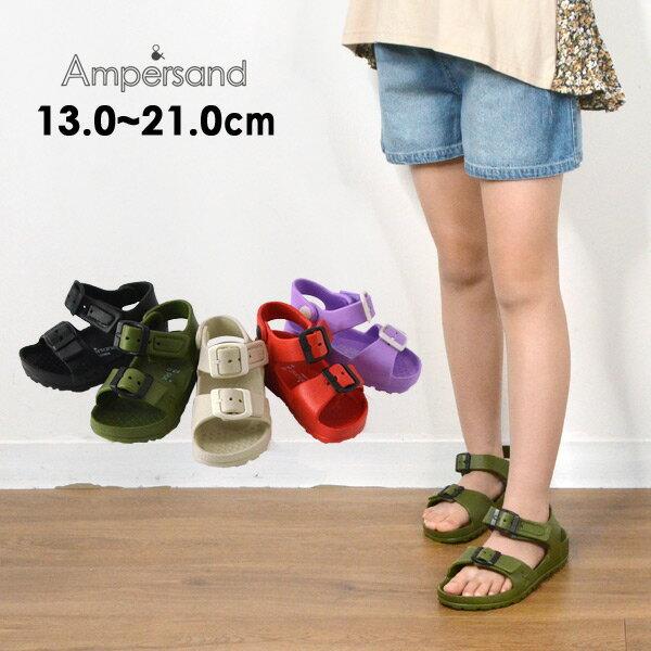 靴, サンダル  EVA L249021-MG-Y2 ampersand 8001627