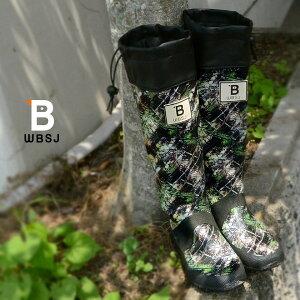バードウォッチング長靴の新色入荷!バードウオッチング バードウォッチング長靴【レディース...