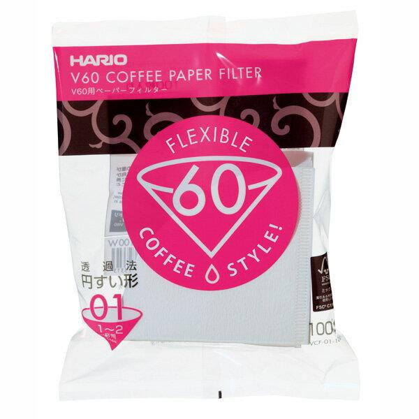 コーヒー・お茶用品, コーヒーフィルター  HARIO V6001W 12 100 RCPVCF-01-100WCP