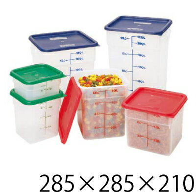 保存容器・調味料入れ, その他  (6) 11.4L285285210RCPAHC385CP