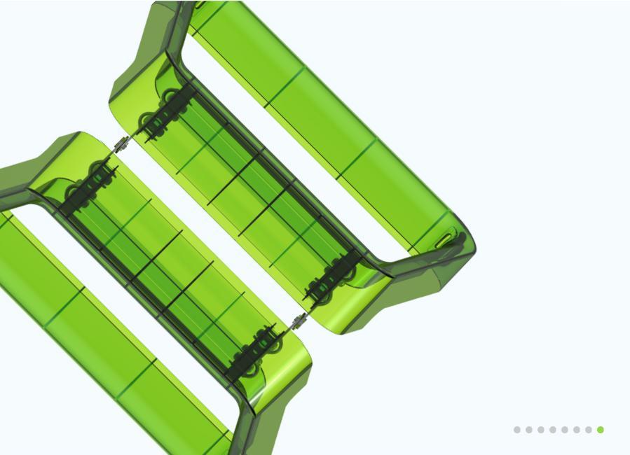 ピカ 樹脂製踏台 GEM STEP ライトグリーン【GEMSLG】 販売単位:1台(入り数:-)JAN[4989247540073](ピカ 簡易踏台) (株)ピカコーポレイション【05P03Dec16】