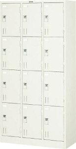 TRUSCO 多人数用ロッカー12人用 900X380XH1790 南京錠式【SVG12B】販売単位:1台 JAN[498999...