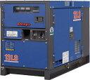 デンヨー 防音型ディーゼルエンジン発電機【DCA13LSY】 販売単位:1台(入り数:-)JAN[-](デンヨー ディーゼル発電機) デンヨー(株)【05P03Dec16】
