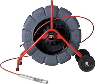 リジッド シースネイクレギュラーカラー100Mリール自動水平 KDR325SL【13998】 販売単位:1台(入り数:-)JAN[95691139986](リジッド 管内検査用品) Ridge Tool Compan【05P03Dec16】
