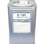 日本工作油輕打粘貼C-101(一般金屬用)15kg[C10115]銷售學分:1罐(進入數量:-)JAN[4兆5601億1800萬零27](日本工作油切削油劑)日本工作油株式會社[05P03Dec16])