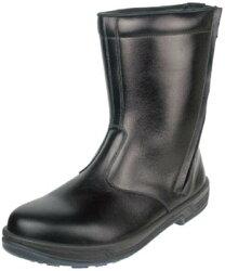 シモン安全靴半長靴8544黒27.5cm【8544BK27.5】販売単位:1足[4957520155382]