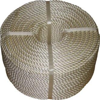 高木JIS尼龍繩索10.0mm*200m銷售學分:1卷(進入數量:-)JAN[4兆9439億5667萬4061](高木繩索)高木粗繩業株式會社)