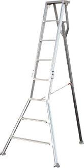 鋁鋁SC型三脚4尺[SC1200]銷售學分:1(進入數量:-)JAN[4兆5356億零100萬1423](鋁梯凳)株式會社鋁[05P03Dec16])