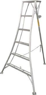 鋁鋁SC型三脚6尺銷售學分:1(進入數量:-)JAN[4兆5356億零100萬1447](鋁梯凳)株式會社鋁)