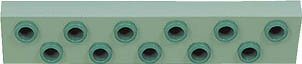 TRUSCO ツーリングフレーム BT・NT30兼用 11個収納【BT3011】 販売単位:1本(入り数:-)JAN[4989999798883](TRUSCO ツーリングラック) トラスコ中山(株)【05P03Dec16】