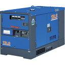 デンヨー 防音型ディーゼルエンジン発電機【TLG13LSY】 販売単位:1台(入り数:-)JAN[-](デンヨー ディーゼル発電機) デンヨー(株)【05P03Dec16】