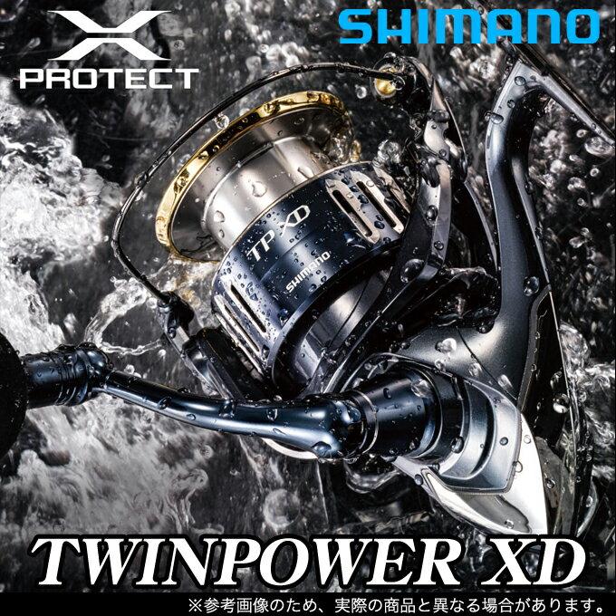 (5)シマノ 17' ツインパワー XD (C3000XG) /スピニングリール/ソルトウォーター/ルアー/TWINPower XD/SHIMANO/NEW/2017年モデル/