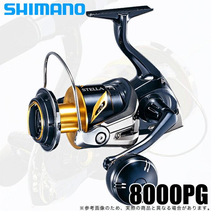 フィッシング, リール (5) 19 SW 8000PG (2019) SHIMANO NEW STELLA SW