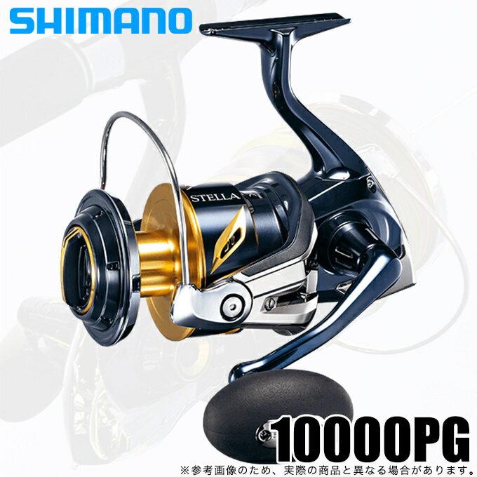 (5)シマノ19ステラSW10000PG(2019年モデル)/スピニングリール/釣り具/ソルトルアー/ソルトウォーター/SHIMANONEWSTELLASW