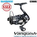 (5)シマノ 19 ヴァンキッシュ C2000S (2019年モデル) /スピニングリール/SHIMANO/NEW Vanquish/バンキッシュ/汎用/・・・