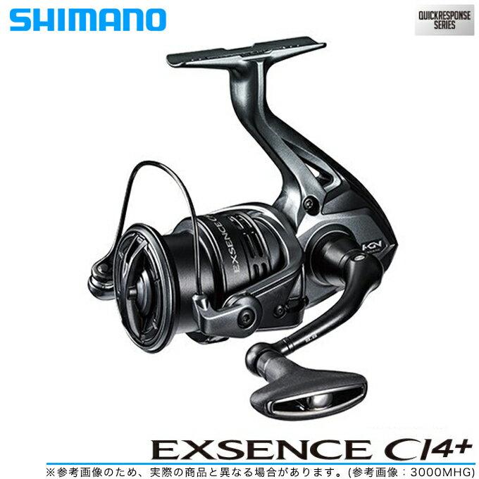 フィッシング, リール (5) CI4 C3000MHG (2018) SHIMANOExsence CI4NEW