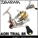 (5)ダイワ アオリトライアル BR 3000 (ヤエン用/リアドラグリール) /スピニングリール/アオリイカ/堤防/磯//DAIWA/2015年モデル