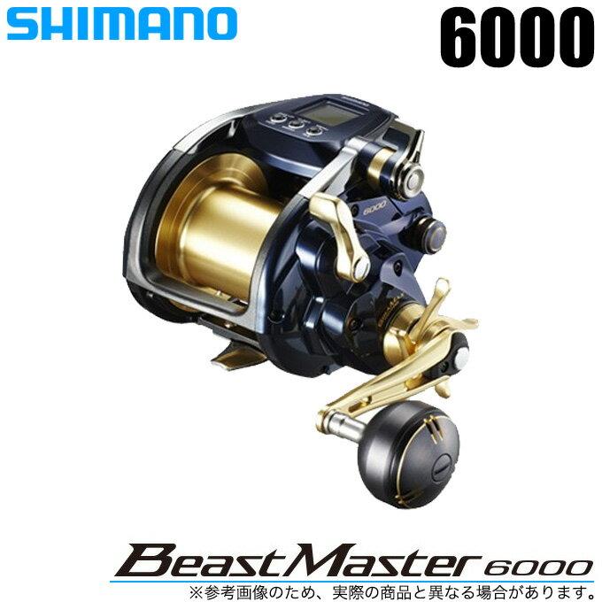 フィッシング, リール (5) 19 6000 2019 SHIMANOBeastMaster