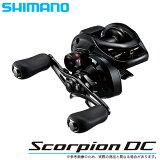 (5)シマノ 17 スコーピオンDC 100 RIGHT (右ハンドル) (2017年モデル) /ベイトキャスティングリール/釣り/ブラックバス/Scorpion DC/SHIMANO/NEW
