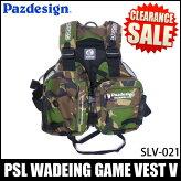 パズデザインウェーディングゲームベストV[SLV-021](カラー:グリーンカモ/ZAPPSLPazdesign
