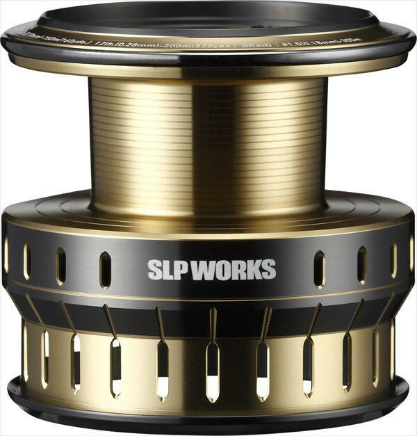 フィッシング, リールパーツ (c) SLP WORKS SLPW EX LT3000D