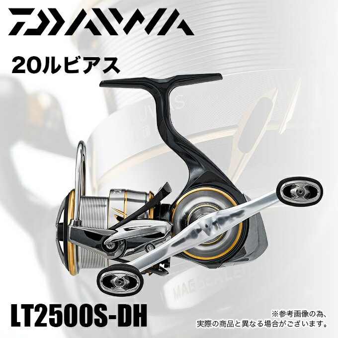 フィッシング, リール (5) 20 LT 2500S-DH (2020) DAIWALUVIAS