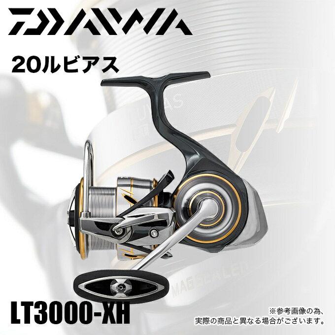 フィッシング, リール (5) 20 LT 3000-XH (2020) DAIWALUVIAS